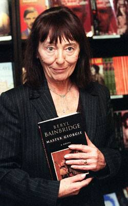 British writer Beryl Bainbridge dies