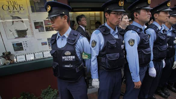 police system japan Decentralization in japan the social system developed in japan in the wake of world war ii was no been in charge of the country's police force.