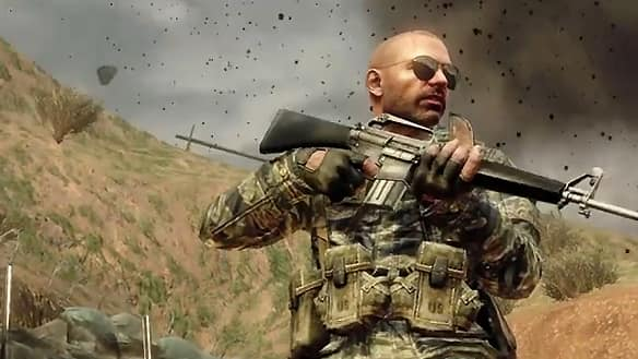 A scene from the new Activision game, Call of Duty: Black Ops. (Activision)