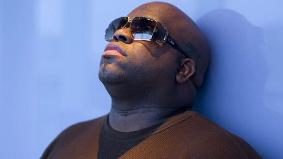 There's a bird in this Cee-Lo Green video for Bodies…but it's not him.
