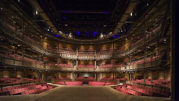 The new RSC theatre