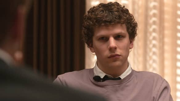 golden globes the social network