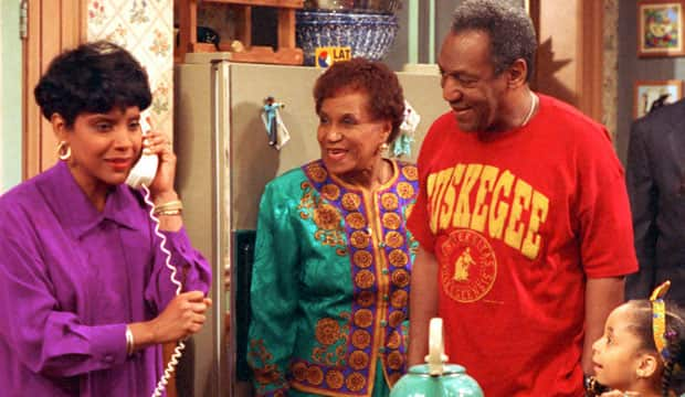 The Cosby Show Cast Justine