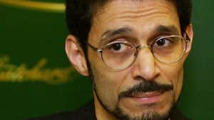 Canadian Rohinton Mistry, shown Oct. 22, 2002, has won the 2012 Neustadt Award for Literature.