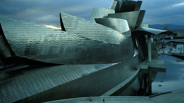 There are several Guggenheim museums around the globe, including the facility in Bilbao, Spain designed by Frank Gehry. The Guggenheim Foundation is proposing a new museum be built in Helsinki.