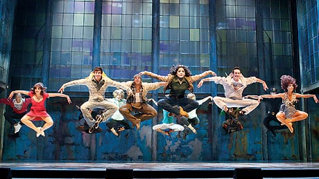 Toronto-raised Sergio Trujillo directed and choreographed the musical stage adaptation Flashdance.