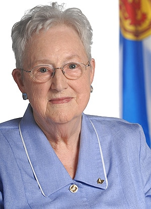 Joyce Barkhouse, who was inducted into the Order of Nova Scotia in 2009, wrote eight books and many children's stories.
