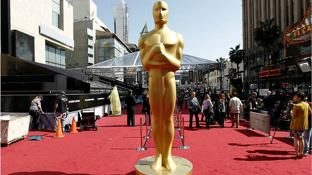 'The Artist' wins best picture Oscar | Bangkok Post: news