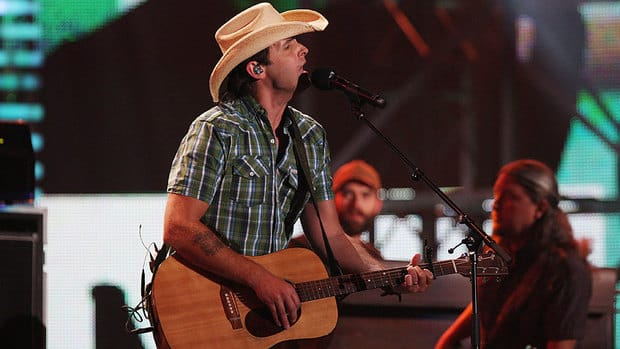 Dean Brody, seen at the 2011 Canadian Country Music Association Awards, is a lead contender for the 2012 edition.