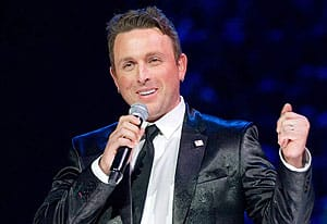 Scottish-born Canadian country superstar Johnny Reid, seen in Ottawa in April, is a lead nominee for the CCMA Awards this fall.
