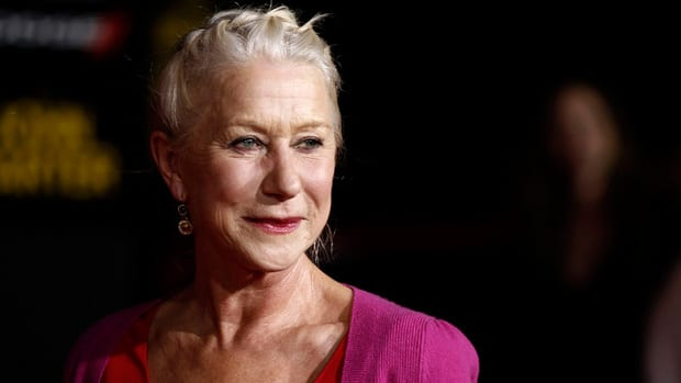 Actress Helen Mirren, seen in Los Angeles in February, is set to don the British crown once again to play Queen Elizabeth II in a new Peter Morgan play.