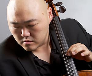 Over the next three years, Arnold Choi wants the sound of the ca. 1696 Bonjour Stradivari cello 'to reach as many ears as possible.'