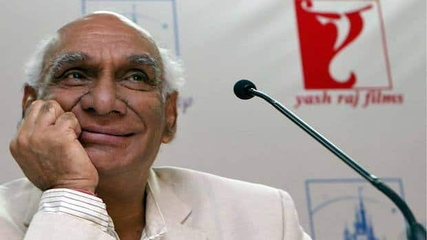 Bollywood movie mogul Yash Chopra, seen in 2007, has died Sunday in Mumbai more than a week after he contracted dengue fever. He was 80.