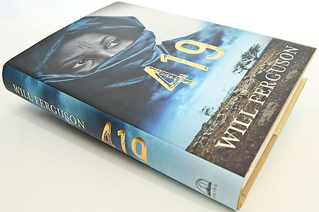 Book club discussion questions for will ferguson s 419 the