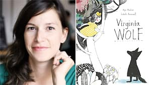 Isabelle Arsenault's illustrations for Virginia Wolf have garnered her a 2012 Governor General's Literary Prize.