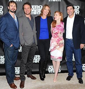 Zero Dark Thirty Cast