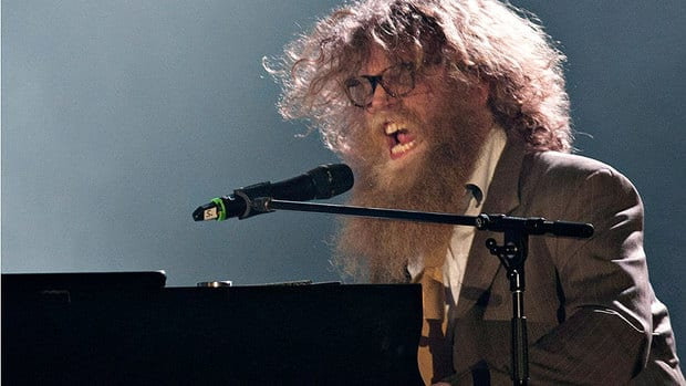 Singer-songwriter Ben Caplan, seen performing in Moncton in 2012, has been described as a cultural ambassador for his adopted home of Nova Scotia.