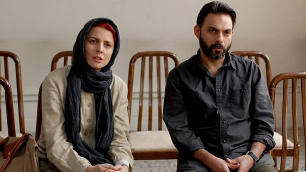 Iranian filmmaker Asghar Farhadi's A Separation, starring Leila Hatami and Peyman Moadi, won the 2012 best foreign film Oscar. Iran says it is boycotting the 2013 event.