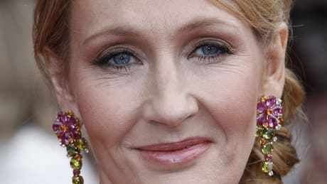 Harry Potter creator JK Rowling is honoured with the freedom of the City of ...