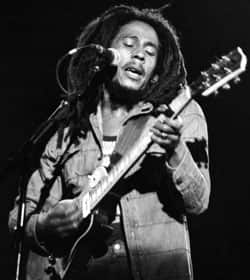 Jamaican Reggae singer Bob Marley is shown July 4, 1980. A U.S. biologist has named a small crustacean after him.