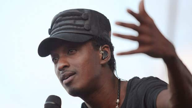 K'naan, seen performing at the Ottawa Bluesfest in July, is writing an autobiography targetting a younger set.