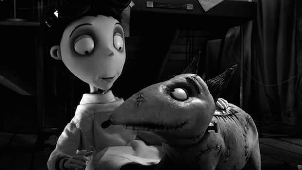 Frankenweenie is Tim Burton's slightly twisted tale about a boy and his beloved dog.