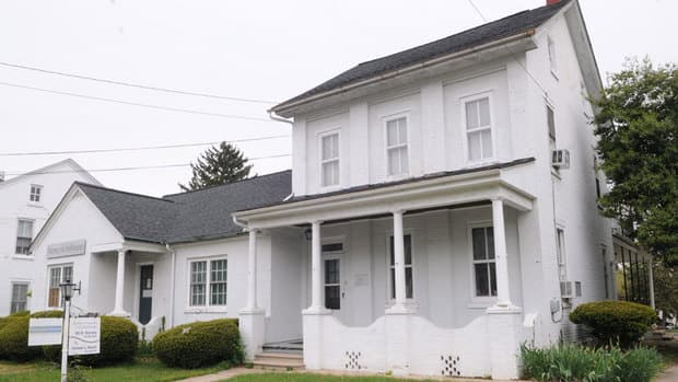 The childhood home of John Updike in Shillington, Pennysylvania, will be preserved as a museum.