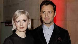 Elizabeth Price was named winner of the Turner Prize 2012 by actor Jude Law, right, in London Monday.
