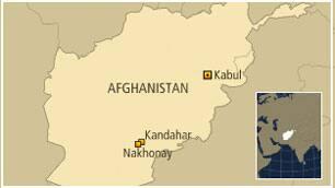 McKay was killed while on patrol near the village of Nakhonay, about 15 kilometres southwest of Kandahar city. (CBC)
