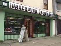The marijuana seed store on East Hastings Street in Vancouver has been open since May.