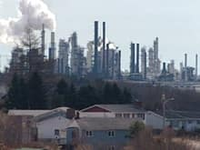 Irving Oil Ltd. has announced that it will not proceed with the proposed second oil refinery project in Saint John, N.B.