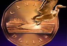 A U.S. security report says Canadian coins with tiny transmitters have turned up, and could be used to track defence industry personnel.