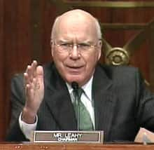 Senator Patrick Leahy criticized the handling of the Maher Arar case: 'It's beneath the dignity of this country — a country that has always been a beacon of human rights — to send somebody to another country to be tortured.'