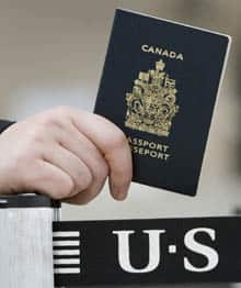 A passport or special travel card will be required for all trips to the U.S. starting in June 2009, but for now, Canadians entering by land or sea can get in without any proof of citizenship.