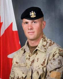 Cpl. Nathan Hornburg, a 24-year-old reservist with the King's Own Calgary regiment, was killed Monday in Afghanistan.