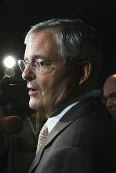 Former astronaut Marc Garneau first spoke on Canada's need for a national space policy in 2007.