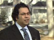 Calgary Mayor Naheed Nenshi will lead the gay pride parade on Sept. 4.