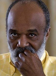 HAITI ELECTION: Preval Craignant à la Fois la Mort, la Prison et l'Exil.... Preval-haiti-cp-4666150