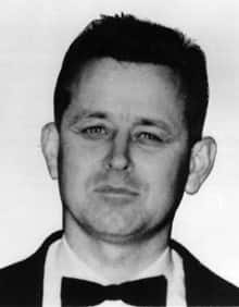 James Earl Ray, the convicted killer of civil rights leader Martin   Luther King, shown here in a 1968 photo released by the FBI.