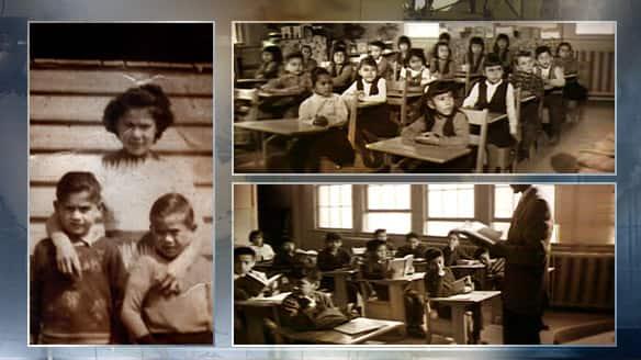 aboriginal residential school essay