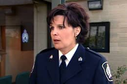 Delta police Const. Sharlene Brooks says investigators are trying to determine who the foot found Monday belonged to.