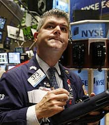 Wall Street plunged Thursday, as investors contended with bad news, including another surge in oil prices.