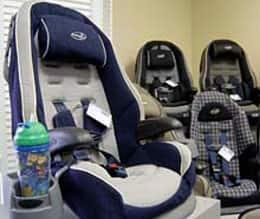 Child Car Seat Laws Canada Bc
