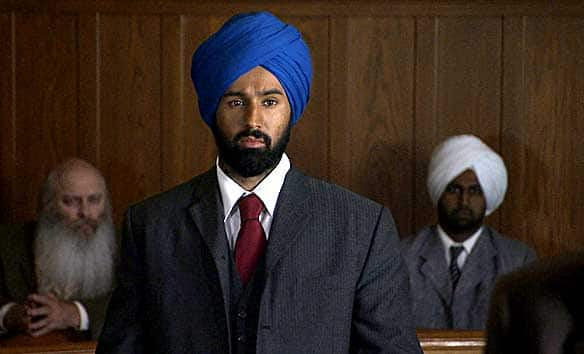 A provocative film based on the real-life tale of two Sikh mill workers ...