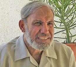 Mahmoud Zahar, co-founder of Hamas, speaks to the CBC's Terry Milewski in Gaza City.