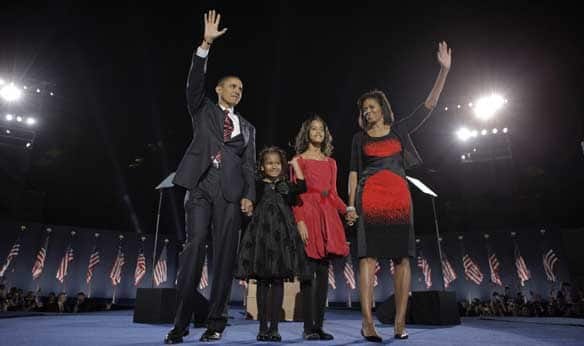 barack obama family tree. President-elect Barack Obama