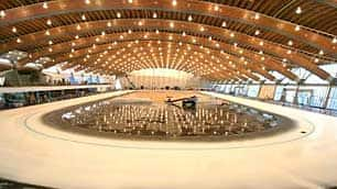 The Olympic Oval in Richmond B.C. opens on Friday afternoon with a free skate for the public.
