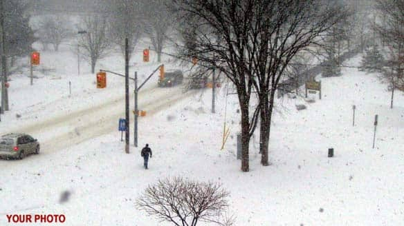 Winter Storm Southern Ontario: Winter Kicks Off With Another Wallop Across Canada