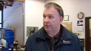 Graham Arnold, an animal control officer with Nanaimo Animal Shelter, says whoever abandoned the pugs will likely get away with it.