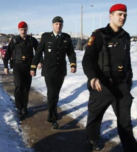 Canadian soldier stands accused of killing insurgent following ...